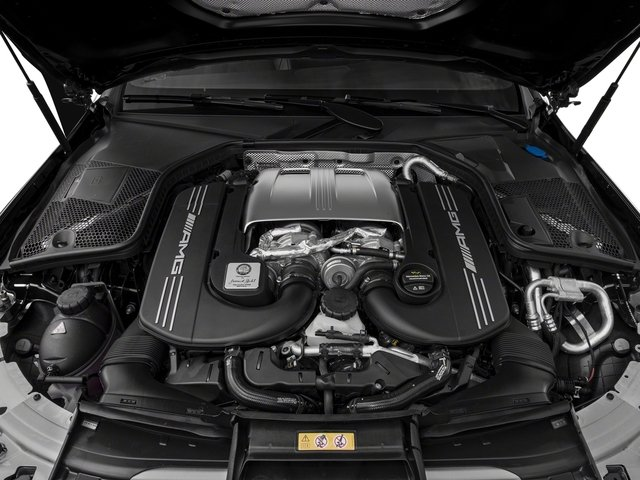 2018 Mercedes-Benz C-Class Prices and Values Coupe 2D C63 AMG V8 Turbo engine