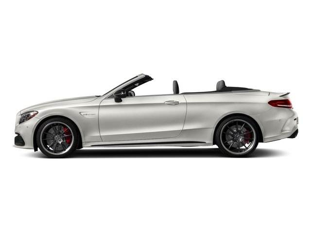 2018 Mercedes-Benz C-Class Prices and Values Convertible 2D C63 AMG S V6 Turbo side view