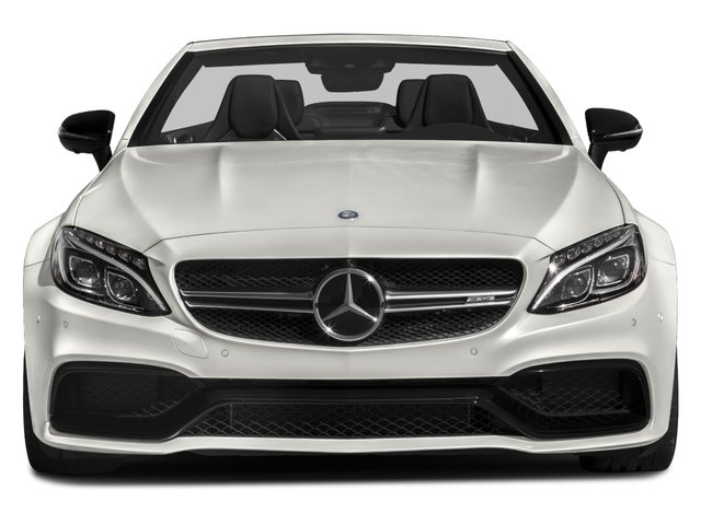 2018 Mercedes-Benz C-Class Base Price AMG C 63 S Cabriolet Pricing front view