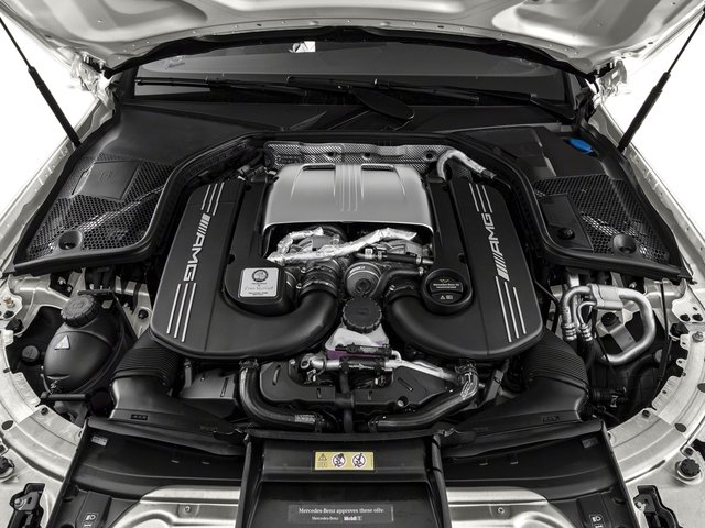 2018 Mercedes-Benz C-Class Prices and Values Convertible 2D C63 AMG S V6 Turbo engine
