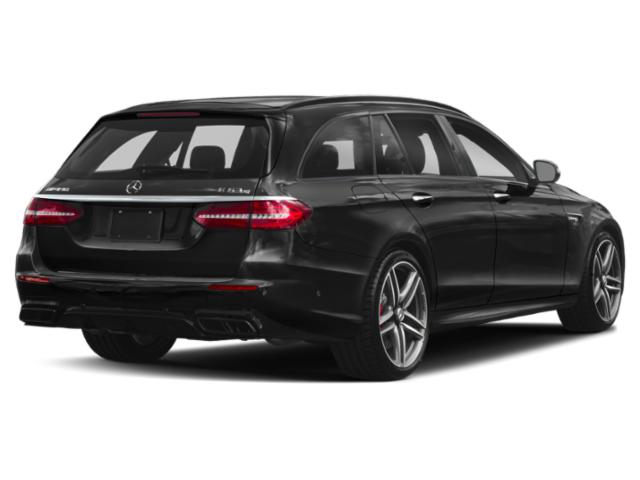 2018 Mercedes-Benz E-Class Base Price AMG E 63 S 4MATIC Wagon Pricing side rear view