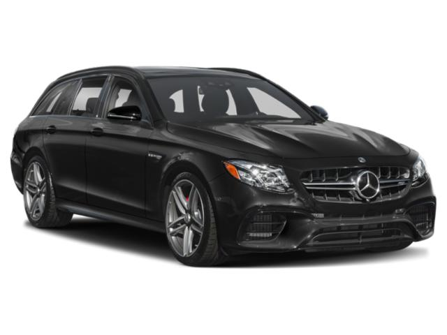 2018 Mercedes-Benz E-Class Prices and Values Wagon 4D E63 AMG S AWD V8 Turbo side front view