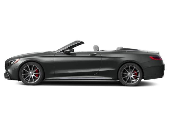 2018 Mercedes-Benz S-Class Prices and Values Convertible 2D S63 AMG AWD V8 Turbo side view