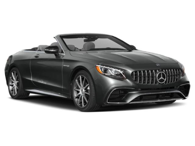 2018 Mercedes-Benz S-Class Prices and Values Convertible 2D S63 AMG AWD V8 Turbo side front view