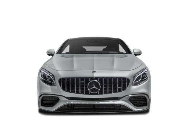 2018 Mercedes-Benz S-Class Prices and Values Convertible 2D S63 AMG AWD V8 Turbo front view