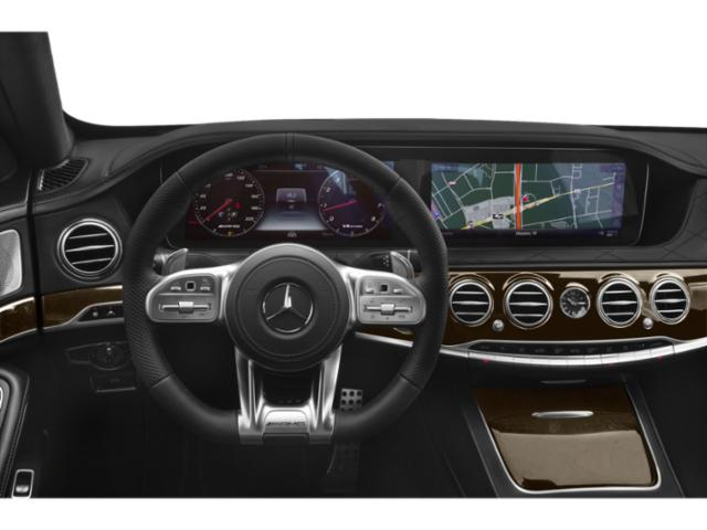 2018 Mercedes-Benz S-Class Prices and Values Convertible 2D S63 AMG AWD V8 Turbo driver's dashboard