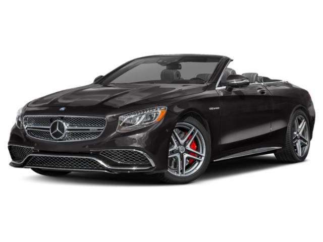 2018 Mercedes-Benz S-Class Prices and Values 2 Door Cabriolet