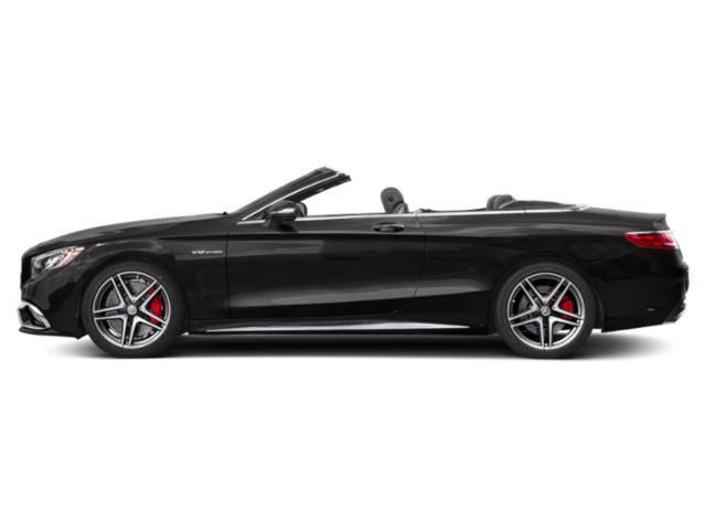 2018 Mercedes-Benz S-Class Pictures S-Class 2 Door Coupe photos side view