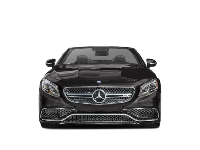 2018 Mercedes-Benz S-Class Prices and Values 2 Door Cabriolet front view
