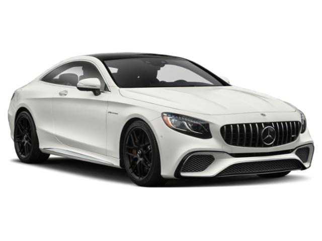 2018 Mercedes-Benz S-Class Pictures S-Class 2 Door Coupe photos side front view