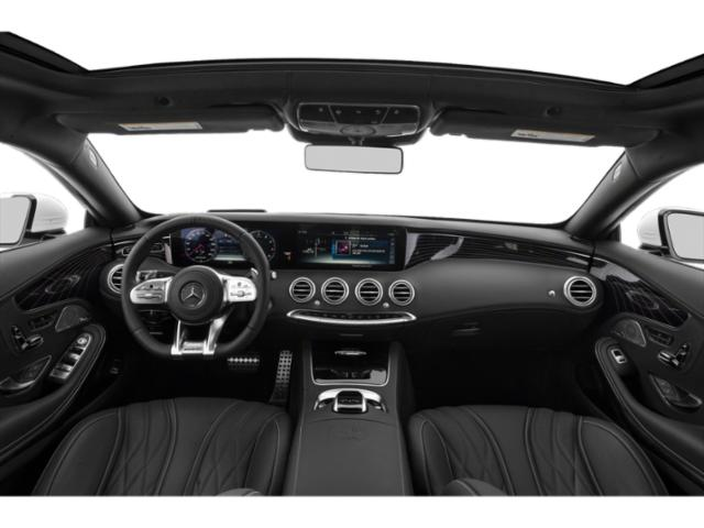 2018 Mercedes-Benz S-Class Pictures S-Class 2 Door Coupe photos full dashboard