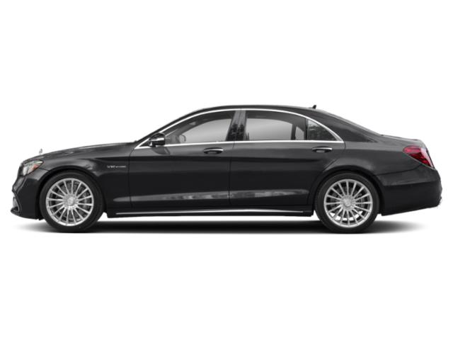 2018 Mercedes-Benz S-Class Prices and Values 4 Door Sedan side view
