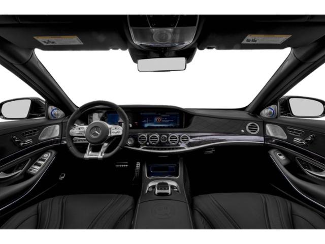 2018 Mercedes-Benz S-Class Prices and Values 4 Door Sedan full dashboard