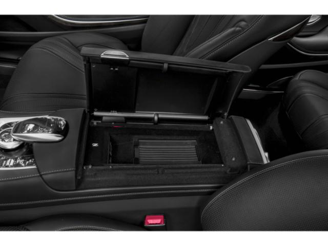 2018 Mercedes-Benz S-Class Prices and Values 4 Door Sedan center storage console