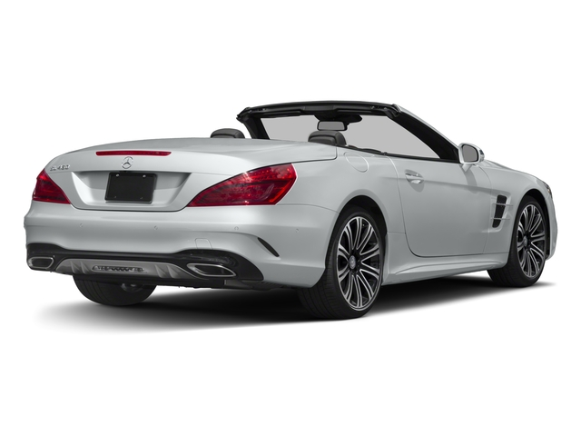 2018 Mercedes-Benz SL Base Price SL 450 Roadster Pricing side rear view