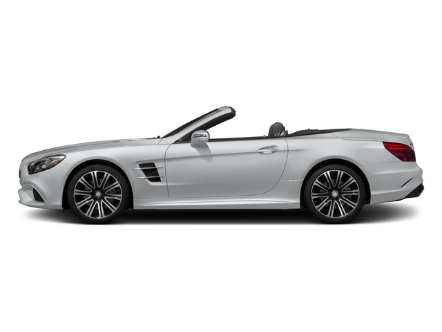2018 Mercedes-Benz SL Base Price SL 450 Roadster Pricing side view