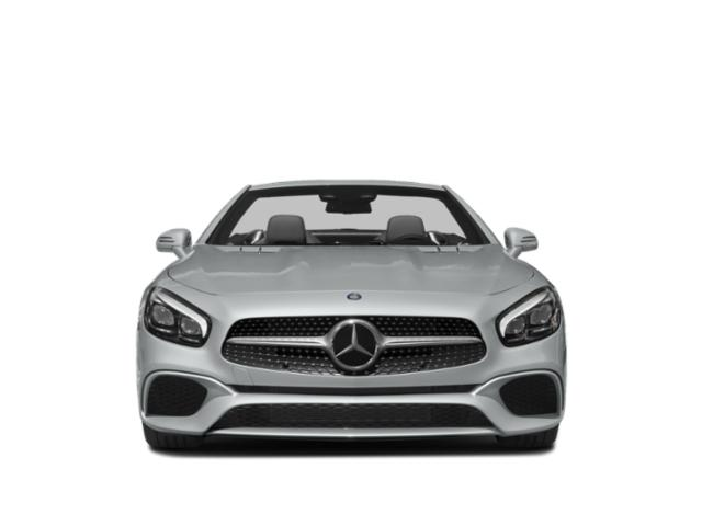 2018 Mercedes-Benz SL Pictures SL SL 450 Roadster photos front view