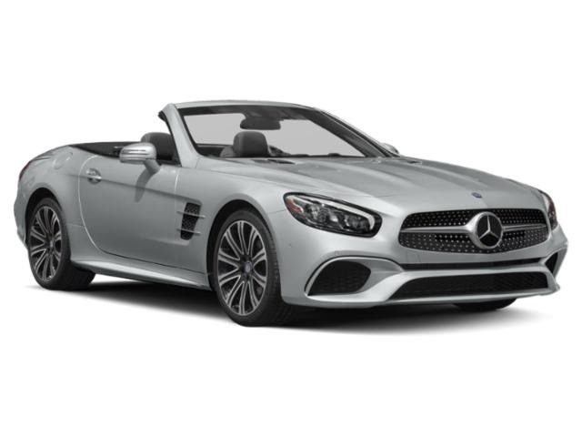 2018 Mercedes-Benz SL Pictures SL Roadster 2D SL450 V6 Turbo photos side front view