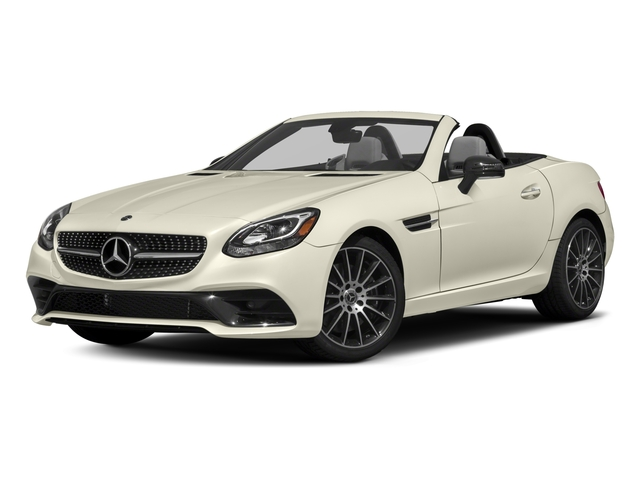 2018 Mercedes-Benz SLC Base Price SLC 300 Roadster Pricing side front view