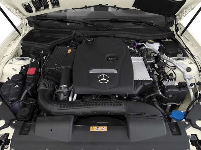 2018 Mercedes-Benz SLC Prices and Values Roadster 2D SLC300 I4 Turbo engine