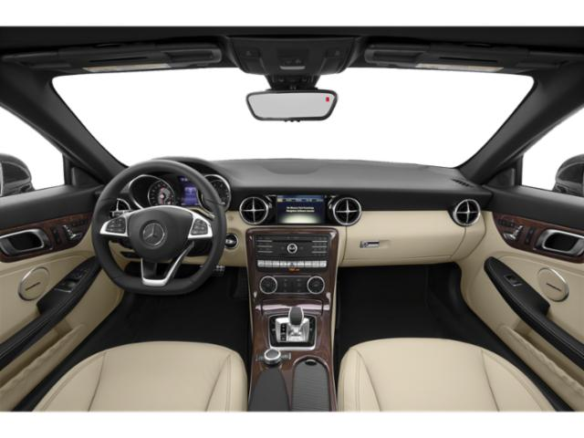 2018 Mercedes-Benz SLC Prices and Values Roadster 2D SLC300 I4 Turbo full dashboard