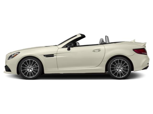 2018 Mercedes-Benz SLC Prices and Values Roadster 2D SLC300 I4 Turbo side view