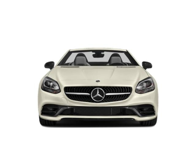 2018 Mercedes-Benz SLC Prices and Values Roadster 2D SLC300 I4 Turbo front view