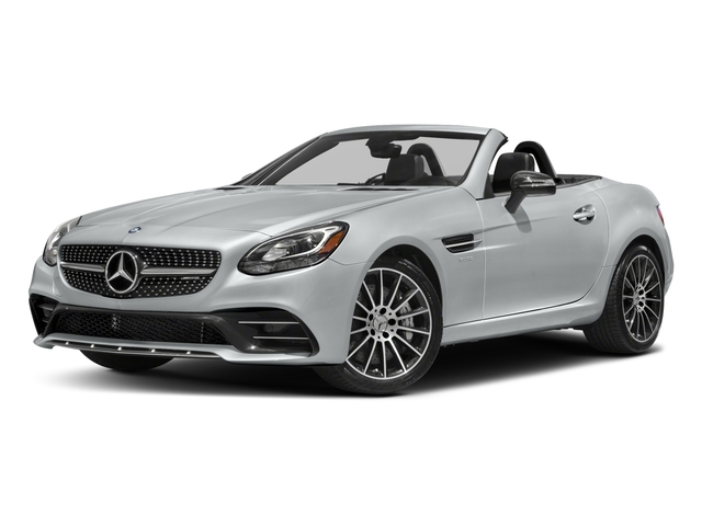 2018 Mercedes-Benz SLC Pictures SLC AMG SLC 43 Roadster photos side front view