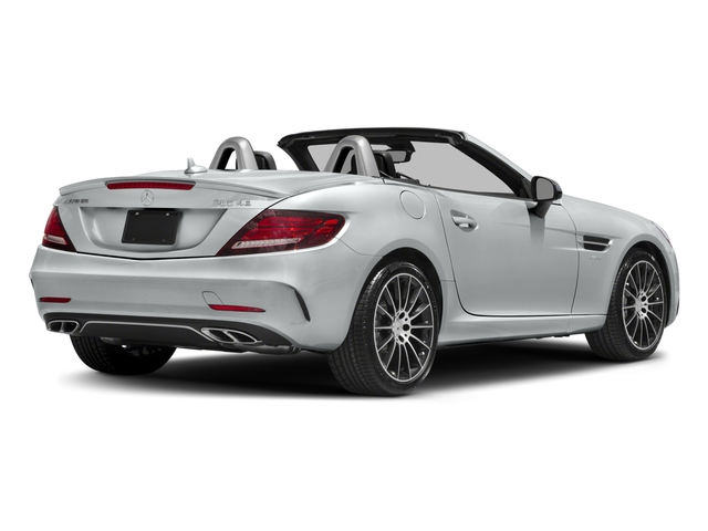 2018 Mercedes-Benz SLC Pictures SLC AMG SLC 43 Roadster photos side rear view