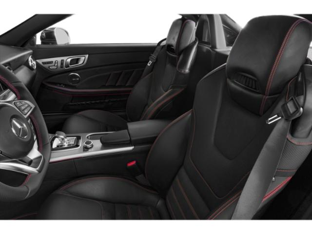 2018 Mercedes-Benz SLC Prices and Values Roadster 2D SLC43 AMG V6 Turbo front seat interior