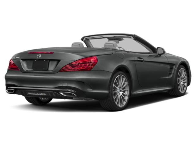 2018 Mercedes-Benz SL Base Price SL 550 Roadster Pricing side rear view