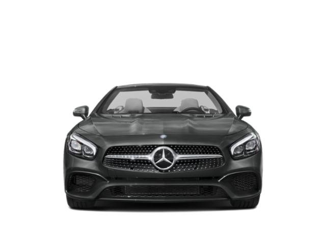 2018 Mercedes-Benz SL Base Price SL 550 Roadster Pricing front view