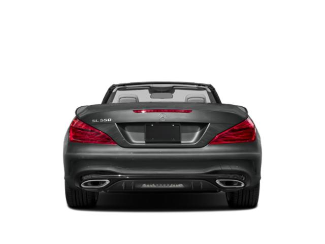 2018 Mercedes-Benz SL Base Price SL 550 Roadster Pricing rear view
