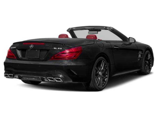 2018 Mercedes-Benz SL Prices and Values Roadster 2D SL63 AMG V8 Turbo side rear view