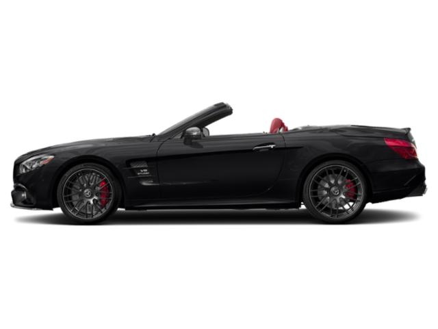 2018 Mercedes-Benz SL Base Price AMG SL 63 Roadster Pricing side view