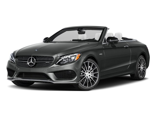 2018 Mercedes-Benz C-Class Prices and Values Convertible 2D C43 AMG AWD V6 Turbo