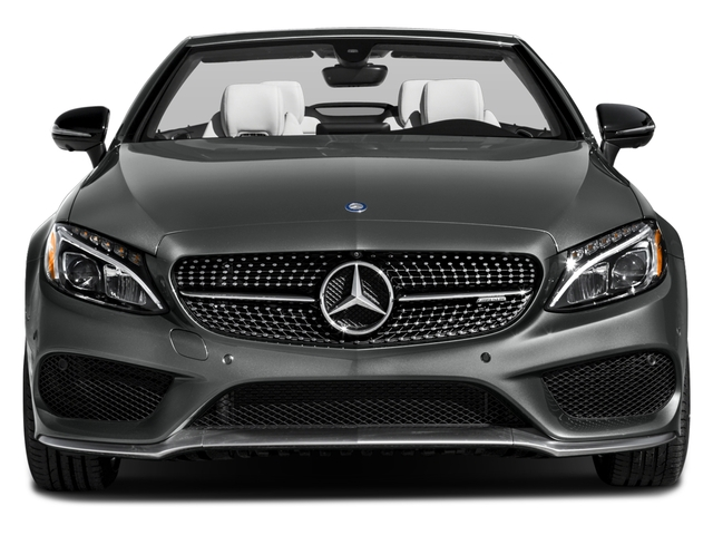 2018 Mercedes-Benz C-Class Prices and Values Convertible 2D C43 AMG AWD V6 Turbo front view