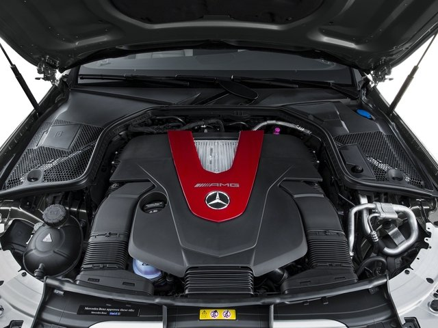 2018 Mercedes-Benz C-Class Prices and Values Convertible 2D C43 AMG AWD V6 Turbo engine