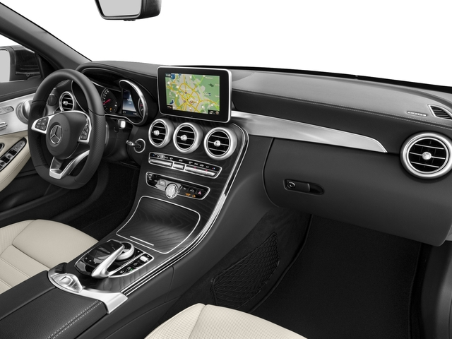 2018 Mercedes-Benz C-Class Prices and Values Convertible 2D C43 AMG AWD V6 Turbo passenger's dashboard