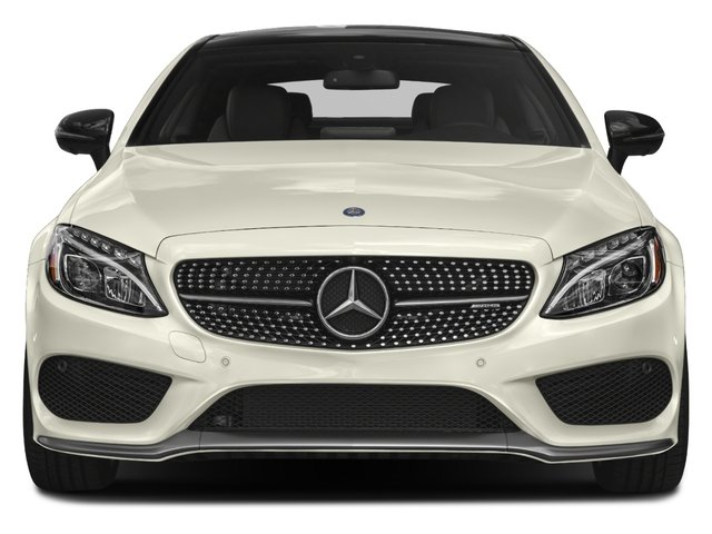 2018 Mercedes-Benz C-Class Prices and Values Coupe 2D C43 AMG AWD V6 Turbo front view