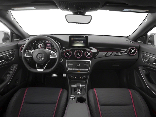 2018 Mercedes-Benz CLA Pictures CLA AMG CLA 45 4MATIC Coupe photos full dashboard