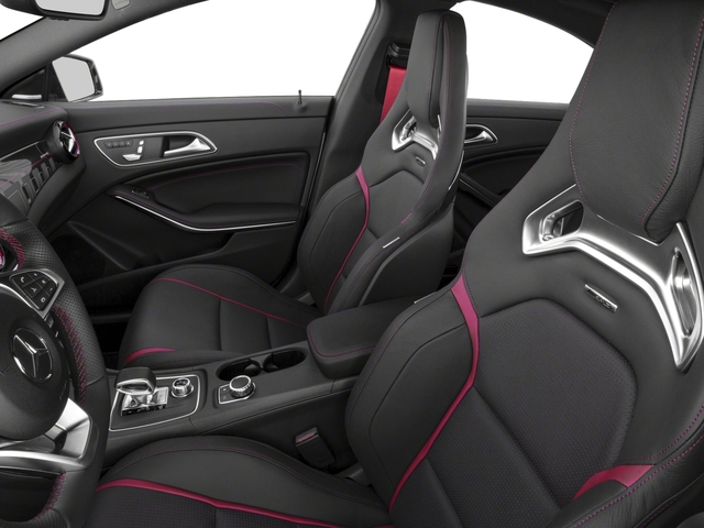 2018 Mercedes-Benz CLA Pictures CLA AMG CLA 45 4MATIC Coupe photos front seat interior