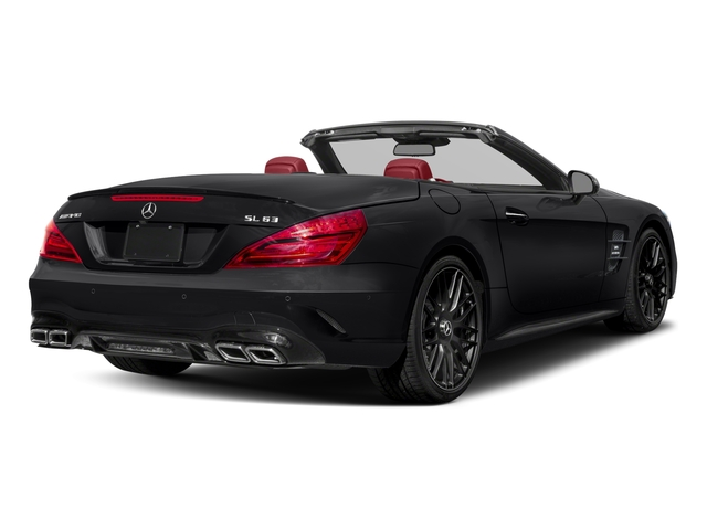 2018 Mercedes-Benz SL Base Price AMG SL 63 Roadster Pricing side rear view