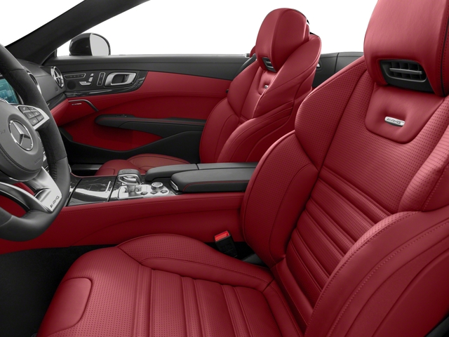 2018 Mercedes-Benz SL Base Price AMG SL 63 Roadster Pricing front seat interior