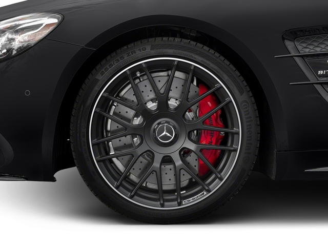 2018 Mercedes-Benz SL Prices and Values Roadster 2D SL63 AMG V8 Turbo wheel