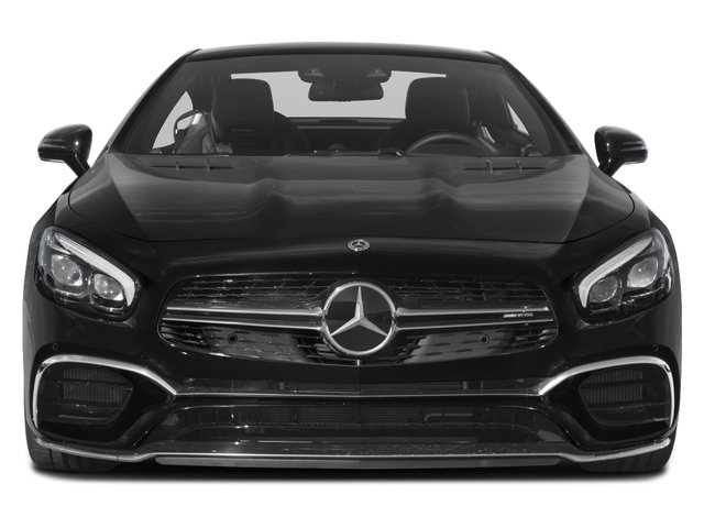 2018 Mercedes-Benz SL Base Price AMG SL 65 Roadster Pricing front view