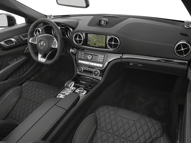 2018 Mercedes-Benz SL Pictures SL AMG SL 65 Roadster photos passenger's dashboard