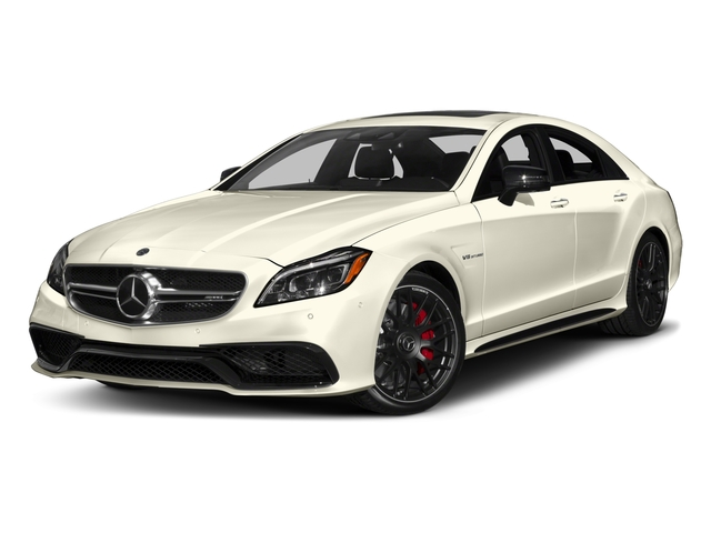 2018 Mercedes-Benz CLS Base Price AMG CLS 63 S 4MATIC Coupe Pricing side front view