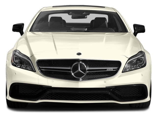 2018 Mercedes-Benz CLS Pictures CLS AMG CLS 63 S 4MATIC Coupe photos front view