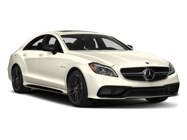2018 Mercedes-Benz CLS Prices and Values Sedan 4D CLS63 AMG S AWD V8 side front view